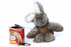 Treacle Rabbit Fur Bunny